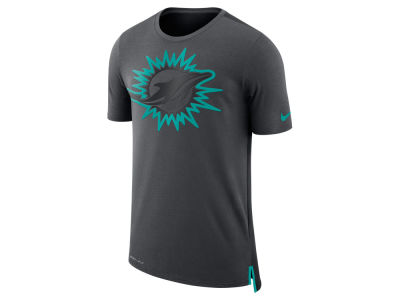 Miami Dolphins Nike NFL Men's Travel Mesh T-Shirt