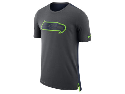 Seattle Seahawks Nike NFL Men's Travel Mesh T-Shirt