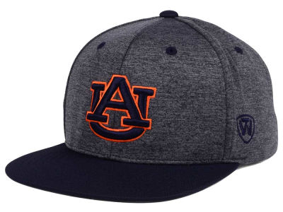 Auburn Tigers Top of the World NCAA Dark Energy 2Tone Snapback Cap
