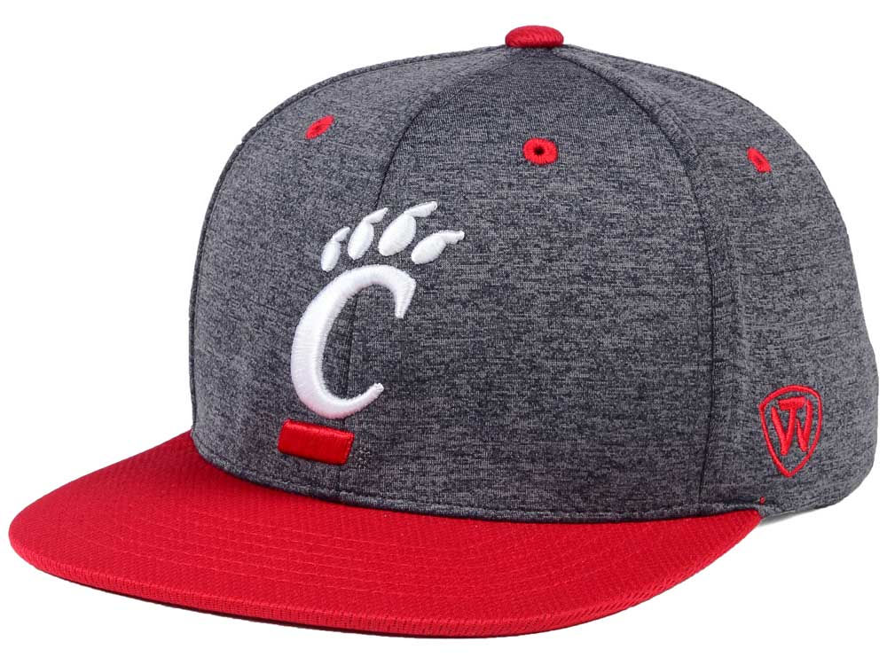 reputable site db3af baa48 ... authentic cincinnati bearcats top of the world ncaa dark energy 2tone  cap e47df f0863