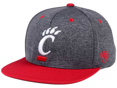 Cincinnati Bearcats Top of the World NCAA Dark Energy 2Tone Snapback Cap