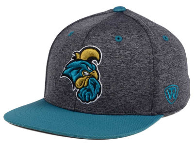 Coastal Carolina Chanticleers Top of the World NCAA Dark Energy 2Tone Snapback Cap