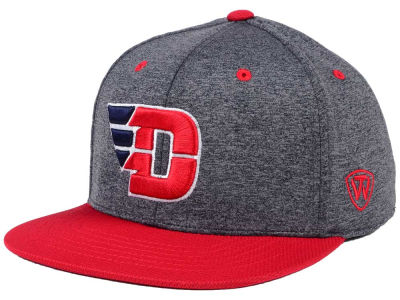 Dayton Flyers Top of the World NCAA Dark Energy 2Tone Snapback Cap