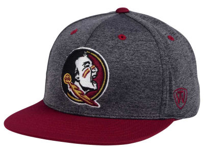 Florida State Seminoles Top of the World NCAA Dark Energy 2Tone Snapback Cap
