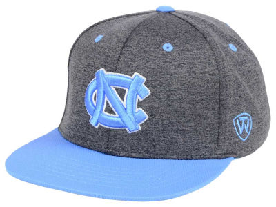 North Carolina Tar Heels Top of the World NCAA Dark Energy 2Tone Snapback Cap