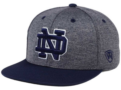 Notre Dame Fighting Irish Top of the World NCAA Dark Energy 2Tone Snapback Cap