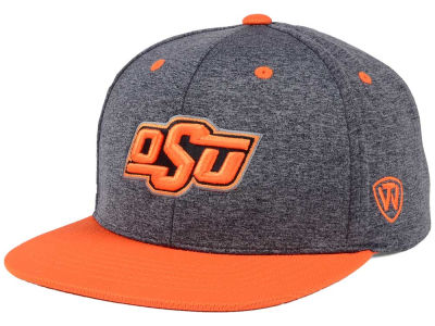 Oklahoma State Cowboys Top of the World NCAA Dark Energy 2Tone Snapback Cap
