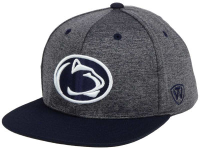 Penn State Nittany Lions Top of the World NCAA Dark Energy 2Tone Snapback Cap
