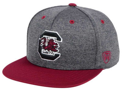 South Carolina Gamecocks Top of the World NCAA Dark Energy 2Tone Snapback Cap