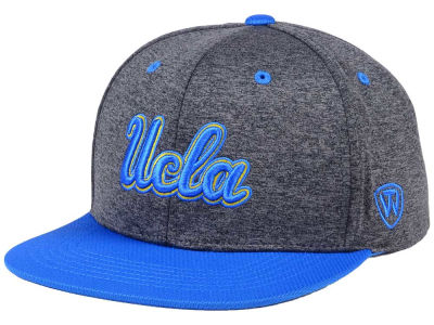 UCLA Bruins Top of the World NCAA Dark Energy 2Tone Snapback Cap