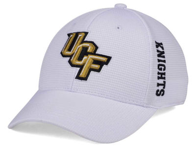 University of Central Florida Knights Top of the World NCAA White Booster Cap