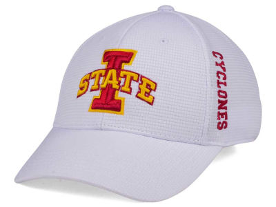Iowa State Cyclones Top of the World NCAA White Booster Cap