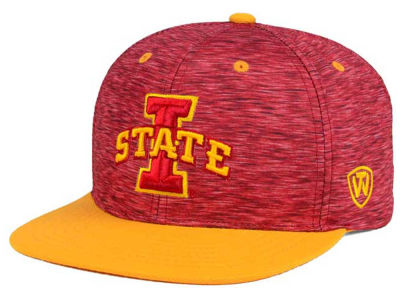 Iowa State Cyclones Top of the World NCAA Energy 2Tone Snapback Cap