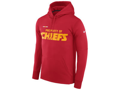 Kansas City Chiefs Nike NFL Men's Therma Hoodie