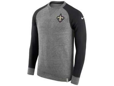 New Orleans Saints Nike NFL Men's Crew Top