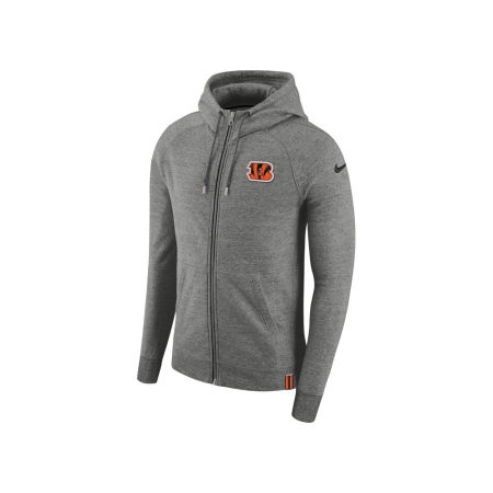 Cincinnati Bengals Nike 2017 NFL Men's Full Zip Hoodie
