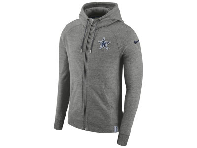 Dallas Cowboys Nike 2017 NFL Men's Full Zip Hoodie