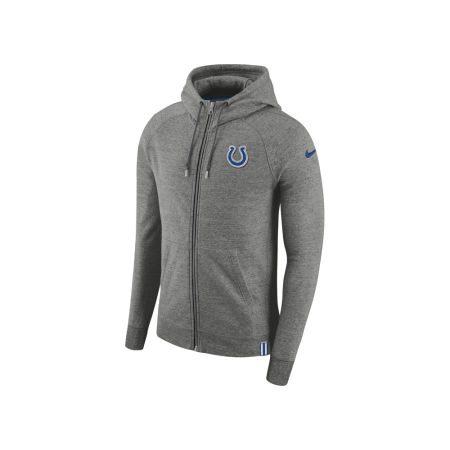 Indianapolis Colts Nike 2017 NFL Men's Full Zip Hoodie