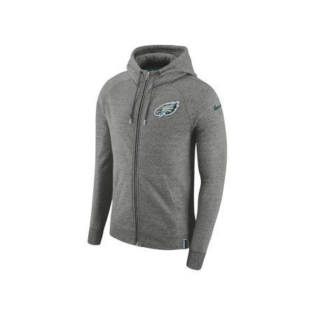 Philadelphia Eagles Nike 2017 NFL Men's Full Zip Hoodie