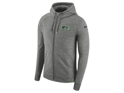 Seattle Seahawks Nike 2017 NFL Men's Full Zip Hoodie
