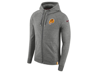 Washington Redskins Nike 2017 NFL Men's Full Zip Hoodie