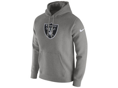 Oakland Raiders Nike NFL Men's Fleece Club Hoodie