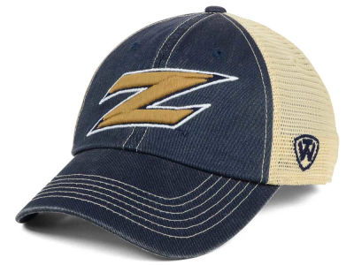 Akron Zips Top of the World NCAA Wickler Mesh Cap