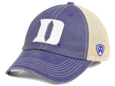 Duke Blue Devils Top of the World NCAA Wickler Mesh Cap