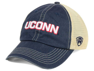 Connecticut Huskies Top of the World NCAA Wickler Mesh Cap