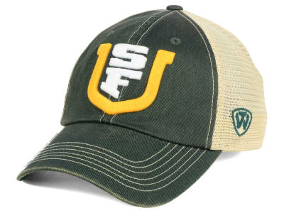 University of San Francisco Dons Top of the World NCAA Wickler Mesh Cap