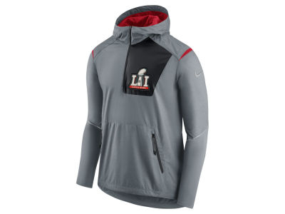 Super Bowl LI Nike NFL Men's Super Bowl LI Fly Rush Jacket