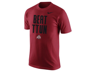 Ohio State Buckeyes Nike NCAA Men's Beat TTUN T-Shirt