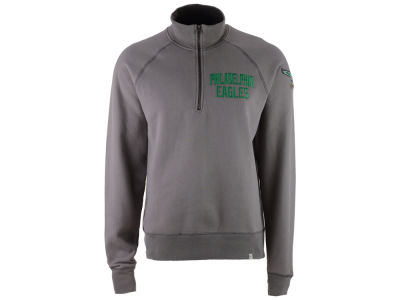 Philadelphia Eagles NFL Men's Gamebreak 1/4 Zip Pullover