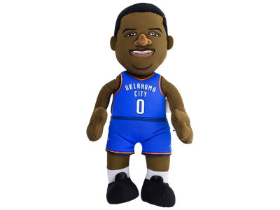 Oklahoma City Thunder Russell Westbrook 10inch Player Plush Doll