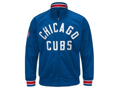 Chicago Cubs G-III Sports MLB Men's Contender Track Jacket