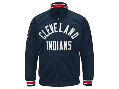 Cleveland Indians G-III Sports MLB Men's Contender Track Jacket
