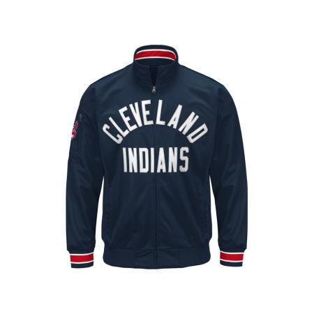 Cleveland Indians G-III Sports MLB Men's Contender Track Jacket