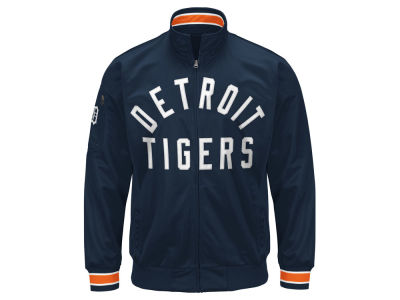 Detroit Tigers G-III Sports MLB Men's Contender Track Jacket