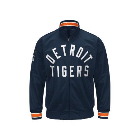 Detroit Tigers G-III Sports MLB Men's Contender Track Jacket