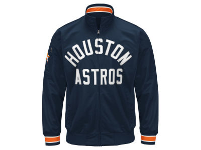 Houston Astros G-III Sports MLB Men's Contender Track Jacket