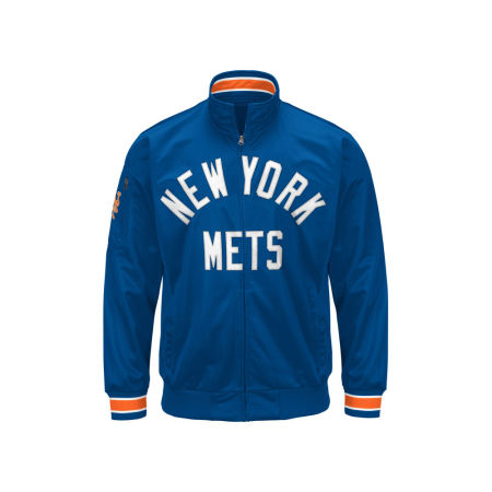 New York Mets G-III Sports MLB Men's Contender Track Jacket