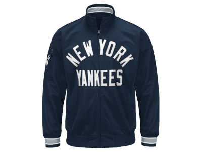 New York Yankees G-III Sports MLB Men's Contender Track Jacket