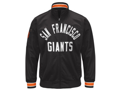 San Francisco Giants G-III Sports MLB Men's Contender Track Jacket