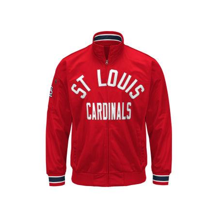 St. Louis Cardinals G-III Sports MLB Men's Contender Track Jacket