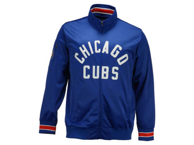 Chicago Cubs G-III Sports MLB Men's Contender Track Jacket 3X