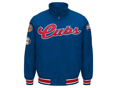 Chicago Cubs G-III Sports MLB Men's Victory Commemorative Jacket
