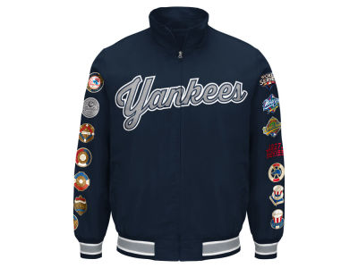 New York Yankees G-III Sports MLB Men's Victory Commemorative Jacket