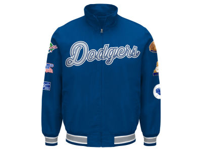 Los Angeles Dodgers G-III Sports MLB Men's Victory Commemorative Jacket