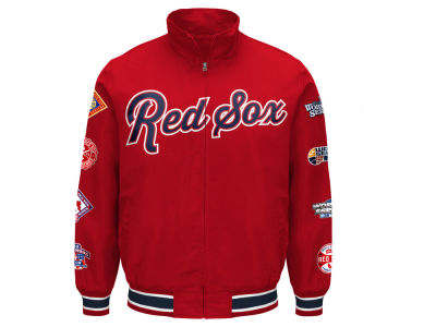 Boston Red Sox GIII MLB Men's Victory Commemorative Jacket