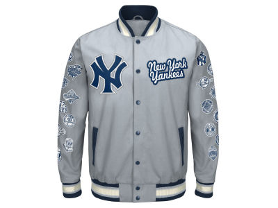 New York Yankees GIII MLB Men's World Champs Commemorative Jacket